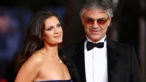 Andrea Bocelli s-a căsătorit cu partenera sa de viaţă, Veronica Berti