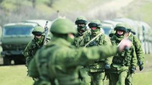 Trupele rusești se aproprie de graniţa ucraineană