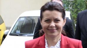 GUVERNUL PONTA 3. Aurelia Cristea, propusă ministru delegat pentru Dialog Social, a fost avizată