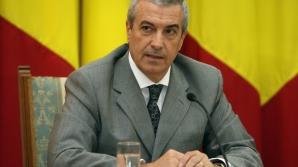 TĂRICEANU şi-a anunţat în plenul Senatului DEMISIA DIN PNL