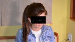 Tânăra a fost atacată în scara blocului