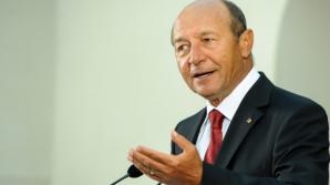 Băsescu: Estimăm că se va aproba la Bruxelles etapa a doua de sancţiuni legate de Federaţia Rusă