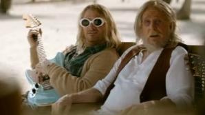 Kurt Cobain şi John Lennon, readuşi la viaţă într-o reclamă la o bere olandeză