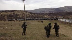 Băsescu a declarat salută începerea dezangajării forţelor militare ale Federaţiei Ruse de la frontiera cu Ucraina