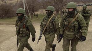 Militari ruşi în Crimeea