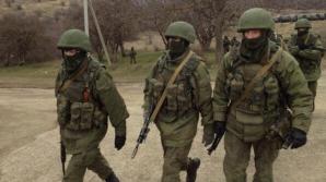 NATO NU confirmă retragerea trupelor ruseşti din apropierea frontierei cu Ucraina
