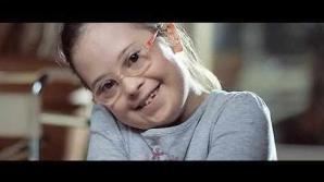 DRAGA VIITOARE MAMĂ a unui copil cu sindrom Down
