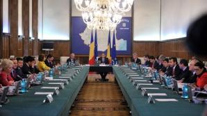 Guvernul a numit NOI PREFECŢI în judeţele Constanţa, Bacău, Teleorman şi Vâlcea