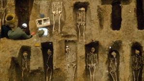 Moartea Neagra a ajuns in Marea Britanie din Asia centrala in toamna anului 1348