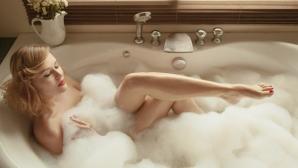 A rămas şocată când s-a uitat în cada de la baie