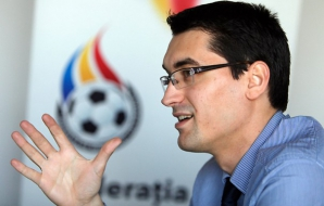 ALEGERI FRF. Răzvan Burleanu este noul preşedinte al FRF / Foto: digisport.ro
