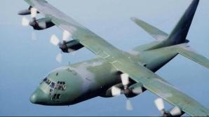 Apelul la 112 prin care oamenii reclamau prăbuşirea unui avion nu se confirmă, spun autorităţile