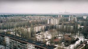Fenomen neobişnuit observat la Cernobîl.