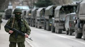 """Ucraina acuză Rusia de """"invazie militară"""" în sud-estul ţării şi ameninţă că va răspunde"""