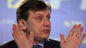 Antonescu: Ne opunem proiectului de lege prin care şeful DGIA urmează a fi numit direct de premier