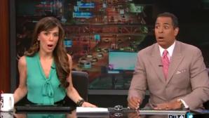 Cum s-a văzut la TV cutremurul din Los Angeles