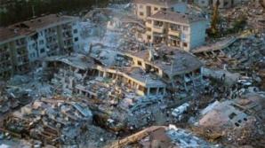 Cutremurele mari de multe ori apar pe neaşteptate