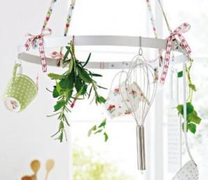 Decor de primăvară. Idei creative pentru bucătărie