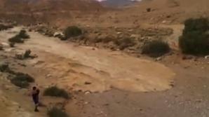 Un râu din vremuri biblice a renăscut în deșert
