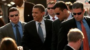 Gărzile de corp ale lui Barack Obama s-au îmbătat la Amsterdam