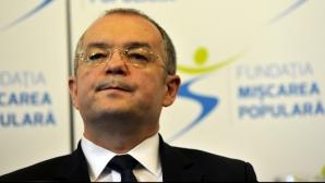 Boc: Acciza la motorină şi benzină devine pentru Ponta un instrument de campanie electorală