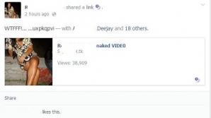 Un nou virus se răspândeşte agresiv pe Facebook.