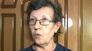 Femeia spune că deocamdată nu are bani, dar că-şi va achita datoriile