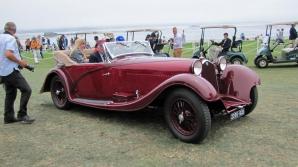 Alfa Romeo 8C 2300 Le Mans Spider din 1934, realizata de Figoni Pentru mai multe detalii vizitati-ne la: http://www.4tuning.ro/old-school-cars/figoni-et-falaschi-creatorii-celor-mai-frumoase-masini-din-toate-timpurile-21796.html