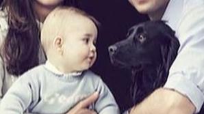 Cum arată Prinţul George, la 8 luni