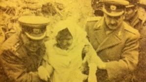 Floarea Iordache a fost scoasă de sub dărâmături în data de 7 martie 1977