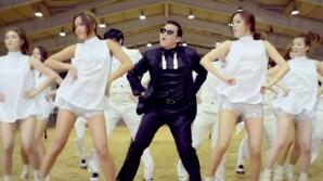 Melodia Gangnam Style, în sfârșit depășită pe YouTube