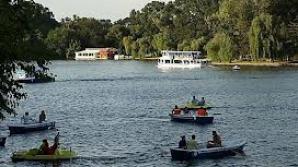 Parcul Herăstrău, tot mai mic
