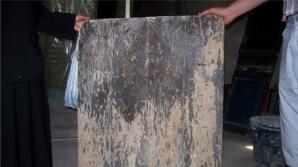 Icoana misterioasă de la Schitul Sfântul Nicolae din Giurgiu