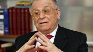ILIESCU, LA SEDIUL PSD pentru a discuta cu Ponta despre revoluţionari