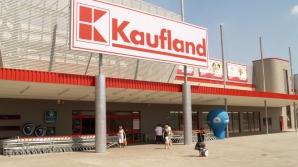 Clienţi reţinuţi abuziv la Kaufland