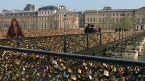 Simbolul îndrăgostiţilor din Paris