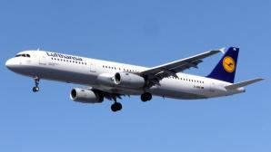 GREVĂ LA LUFTHANSA: 3.800 de zboruri, ANULATE