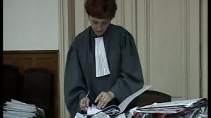 Mii de plângeri pentru magistraţi