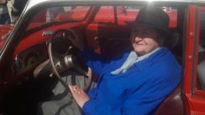 Prima femeie din Valea Jiului care a obţinut permisul de conducere