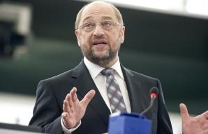 Ponta: Schulz are şansa să câştige preşedinţia CE, îl voi susţine în campanie / Foto: caleaeuropeana.ro