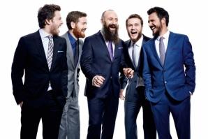 SULEYMAN MAGNIFICUL: şedinţă FOTO de senzaţie cu actorii din serial