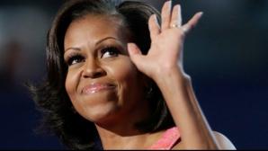 Michelle Obama se află într-o vizită de o săptămână în China
