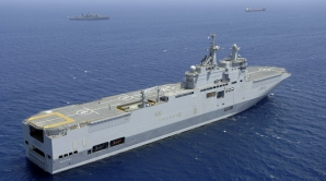 RUSIA cere Franţei banii înapoi pentru cele două nave de război Mistral