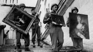 Unei românce i-au fost înapoiate tablourile furate de nazişti
