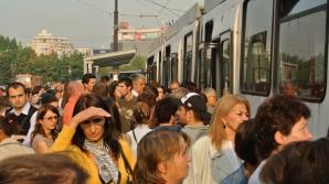 Jaful de la RATB îi lasă pe bucureșteni fără autobuze și tramvaie