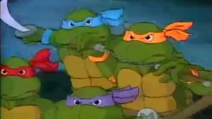 """Filmul """"Ţestoasele ninja"""" va fi lansat pe marile ecrane"""
