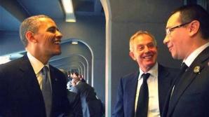 Deputat PMP: Victor Ponta îşi riscă selfie-urile cu liderii transatlantici din cauza baronilor PSD