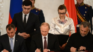 Curtea Constituţională rusă validează alipirea Crimeei