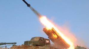 Coreea de Nord a lansat două rachete