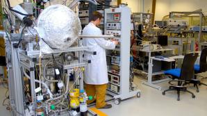 Cercetătorii spanioli au construit pe Terra o cameră în care sunt simulate condiţiile de pe Marte
